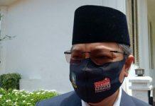 Sekretaris Daerah Kota Tanjungpinang, Teguh Ahmad Syafari/f-istimewa